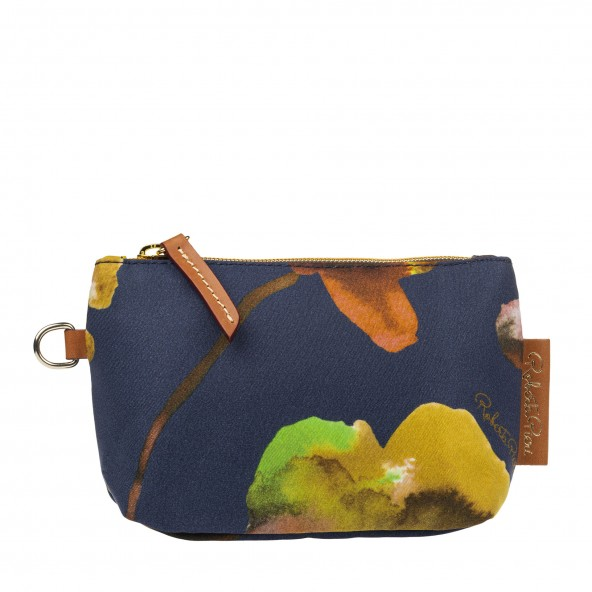 Cosmetic Case - Flower Classic
