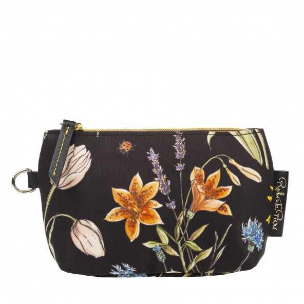 Cosmetic Case - Flower Nature